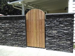 Stone and Gate