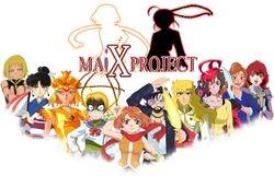 Luu Sky Sapphire's MXP cast by KrisRix