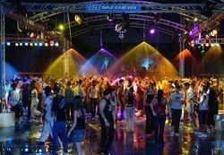 RAIN DANCE PARTY 2005 - 07