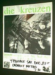 1991-12-21 Cabaret Metro, Chicago, IL