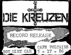 1986-05-17 Cafe Voltaire, Milwaukee, WI