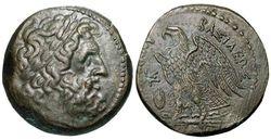 Ptolemy II 285-246 B.C., Alexandria, Egypt