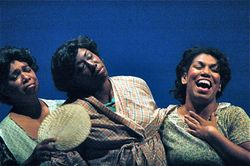 """Annie in """"Porgy and Bess"""""""