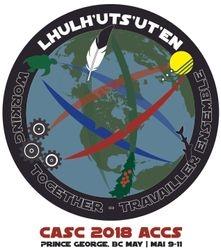 CASC 2018 Lhulh?uts?ut?en ? Working Together