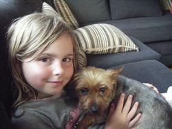 Lexi & Rosie the Silky