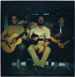 Guitar Ensemble in Minsk, Belarus, 1988