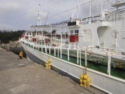 137 G/T Squid vessel