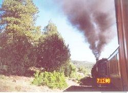 Leaving Durango