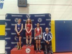 Augusta Eve - 1st place at Juvenile Provincials 2014
