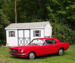 25.65 Mustang coupe.