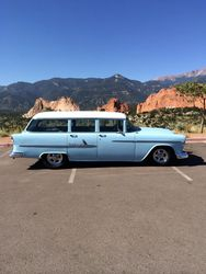 43. 55 Chevy wagon