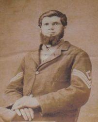 Matthew G. Isett (1838-1863)