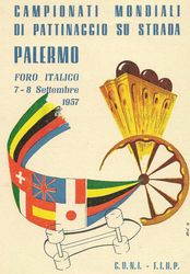 1957 - Palermo, Italy