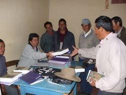 Capacitación de Pastores en Santiago de Chuco (Perú)