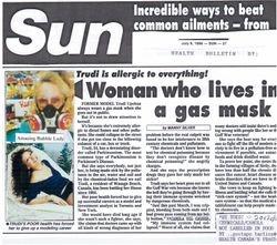 SUN TABLOID FLORIDA, 1996