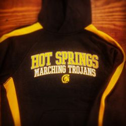 Hot Springs High School Marching Band Sweatshirts