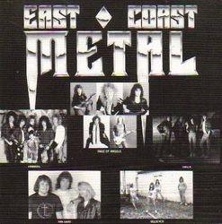 Various Artists - East Coast Metal 1988