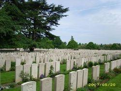 Lijssenthoek Cemetery, Belgium.