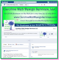 Carolina Web Design Services, LLC