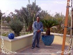Princess Sabeeka park maintance supervisor