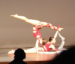Twisted - Acro Duet