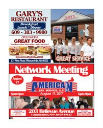 Garys Restaurant,  Evelyn Cortes, Business Promotions