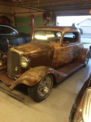 8.33 Chevy 3 window coupe