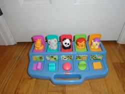 Playskool Busy Poppin Pals - $15