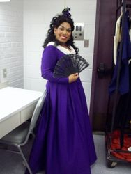 "Backstage in ""Carmen"""