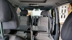 Viano Inside - The Captain's Chairs - Table Option