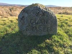 Clan Frazer Marker