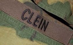 George Clein in Vietnam: