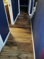 New Baseboards