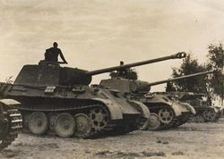 Grossdeutschland Panthers.