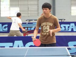 young Lin competitior