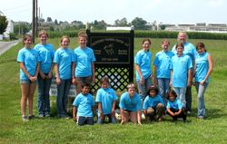 2010 Crescendo Horsemasters Camp