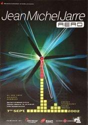 AERO Concert Press Folder
