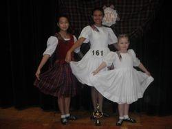 SDGHDA Pre Premier Dancers