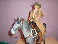 Cowgirl Ella by John C.