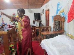 Rev Stella Ebegbuna