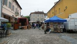 Antiekmarkt Fontanellato