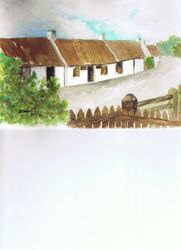 Watercolour By  Member Elizabeth (Beth) Langford