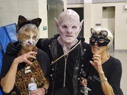 Donna, Justin & Sally