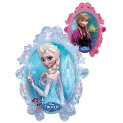 Super Shape Foil Balloon Elsa/ Anne