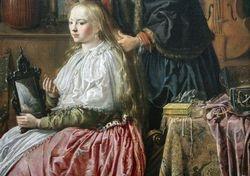 Molenaer, Vanitas Allegory, detail, Toledo