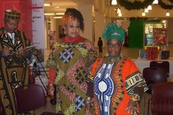 The Griot Circle of Md. Community event tellers- Mondawmin Mall 11/2011