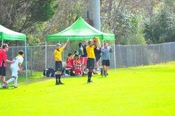 Nate Mitchell - U15 Boys Semi-Final