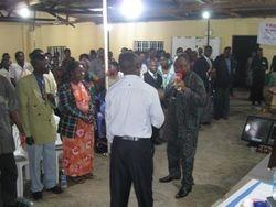 VOSO Uganda Conference