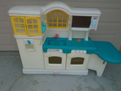 Little Tikes Country Kitchen - $70