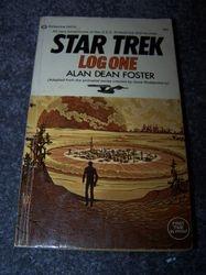 Star Trek Log One - Alan Dean Foster - Paperback